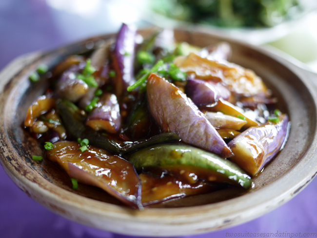 Braised Eggplant Chinese Recipe - MoviEpic.id